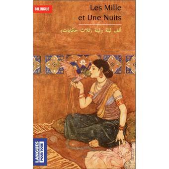 Les mille et une nuits bilingue arabe français